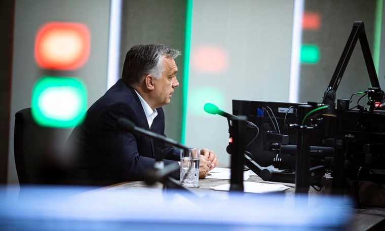Orban: The events we are seeing in the West are shocking