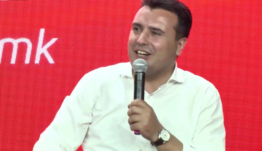 Zaev insists he will beat DUI in the 6th, majority Albanian district