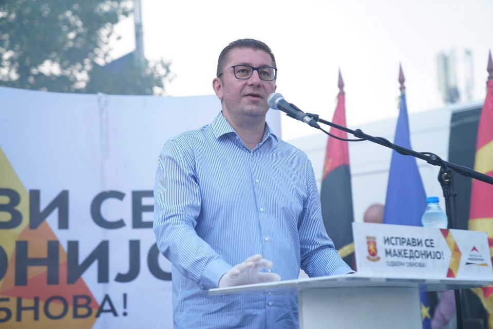 Mickoski in Butel: Macedonia can be one of the best countries in the Balkans