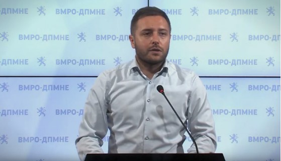 Arsovski: Despite massive voter bribery and all the irregularities of SDSM and Zaev, VMRO DPMNE won in 41 municipalities