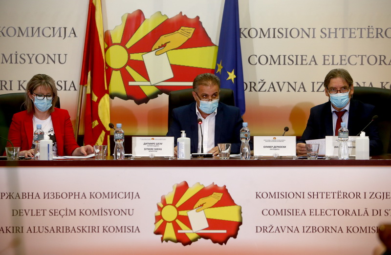 Election Commission begins to deliberate on voting irregularities and on the VMRO request for a manual recount
