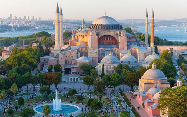 Erdogan signs decree to reopen Hagia Sophia for Islamic prayers