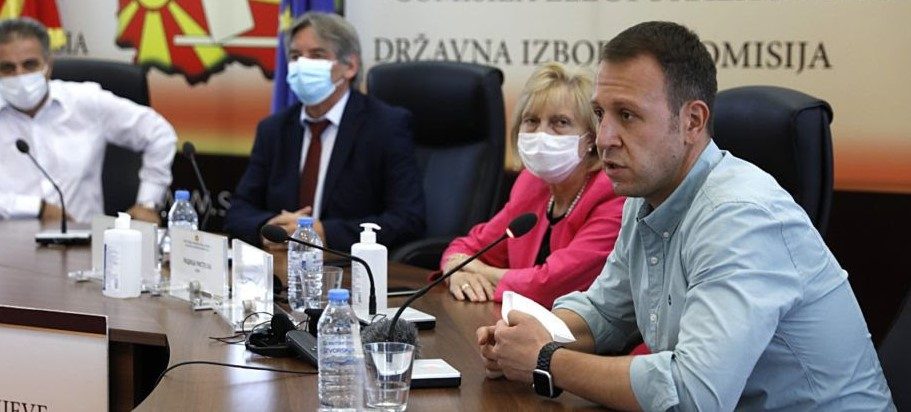 Janusev about the possible bribery of MPs by SDSM: It's just working exclusively for Zaev and no one else