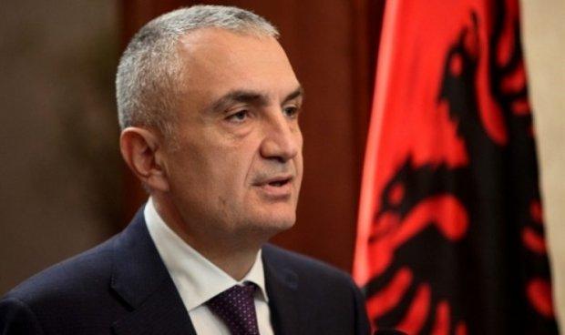 Albania's President Ilir Meta congratulates Albanian parties on high representation in Macedonian Parliament