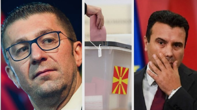 Zaev in tight spot as new evidence in the Racket scandal was revealed ahead of his duel with Mickoski