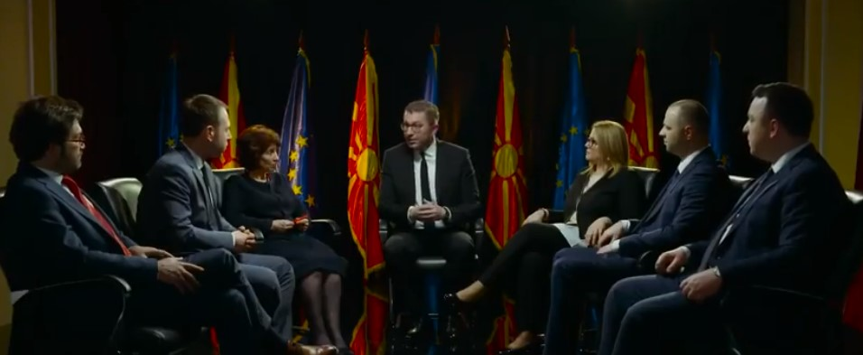 Infrastructure, economy, rule of law and justice: Mickoski presents his plan for Renewal of Macedonia