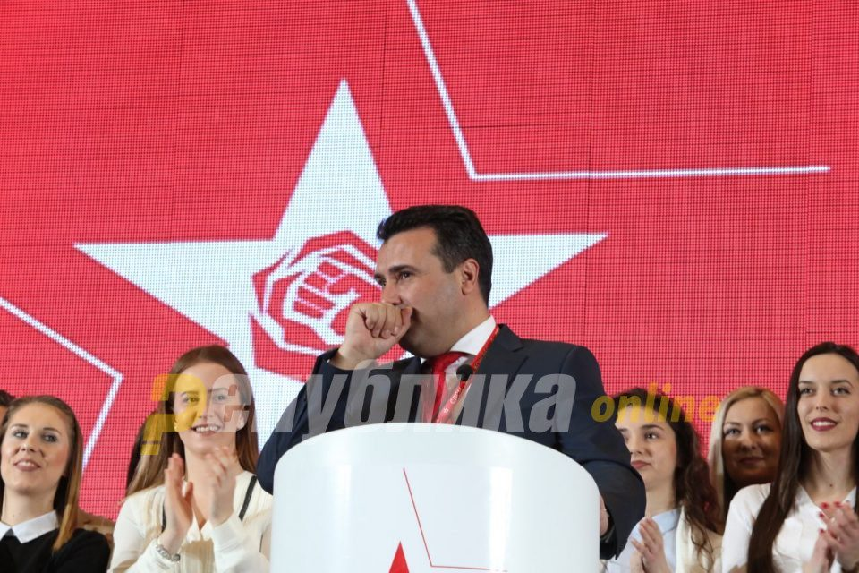 """Zaev revisits his controversial theory about the """"multiethnic Macedonian nation"""""""