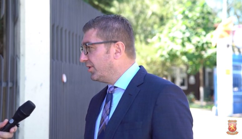 Mickoski: Zaev ignored all the promises he made to the south-eastern region