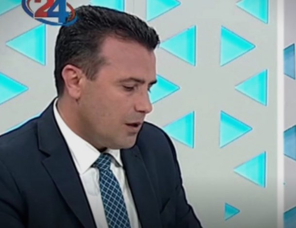 Backed into a corner, Zaev responds with angry and personal tirades against Mickoski