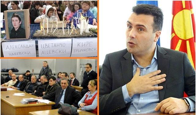 """Monster"" case, Mladenov, Martin, Tamara – all the tragedies abused by Zaev"