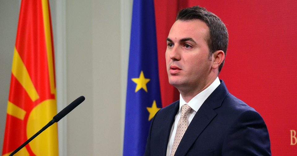 Education Minister Ademi tests positive for the coronavirus