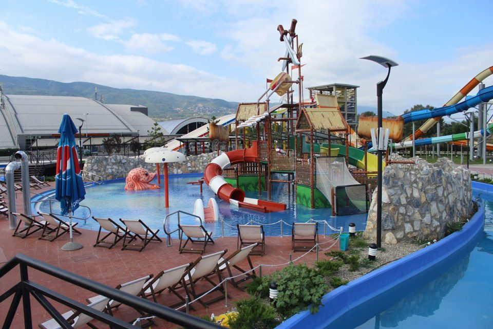 Skopje Aqua Park won't open this season