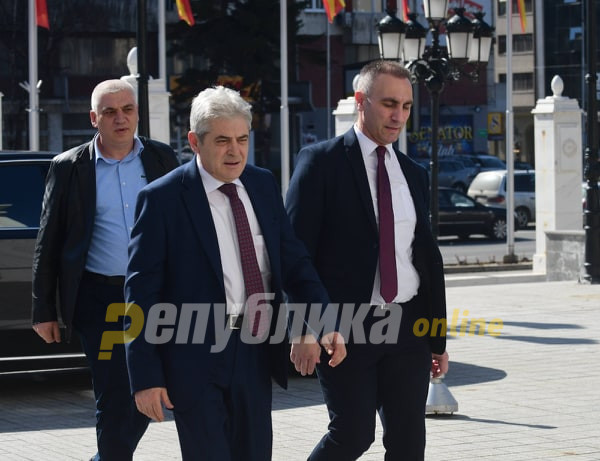 Grubi: We are ready for cooperation with SDSM, but with Naser Ziberi as Prime Minister
