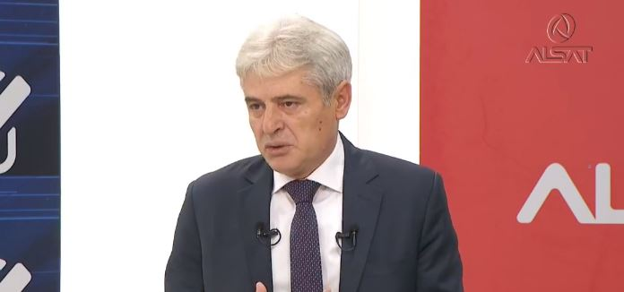 Ahmeti says he would still like to continue his coalition with Zaev, finish the job they started together