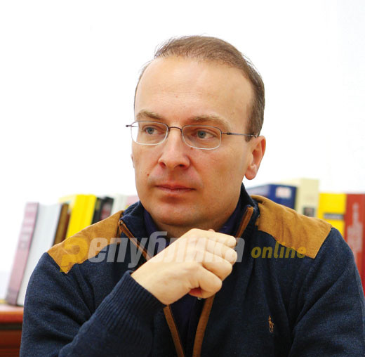 Milososki from Infectious Disease Clinic thanked for the landslide victory in Kicevo