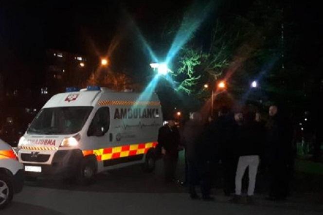 13 injured in car accident near Stip village