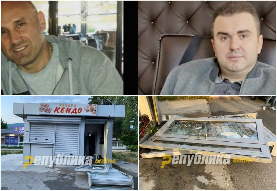 Leak involving Vice Zaev in the torching of an activist's car raises question if he was also involved in a bomb attack against the opposition