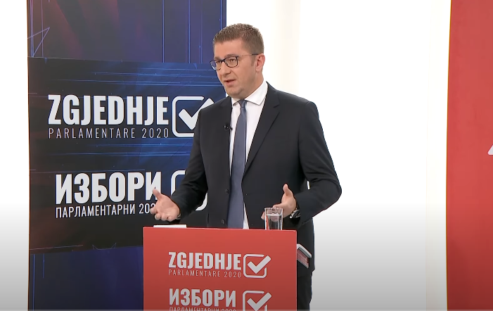 """Mickoski in an interview for """"360 Degrees"""": Many of the poll houses after July 15 will be ashamed and will cease to exist"""