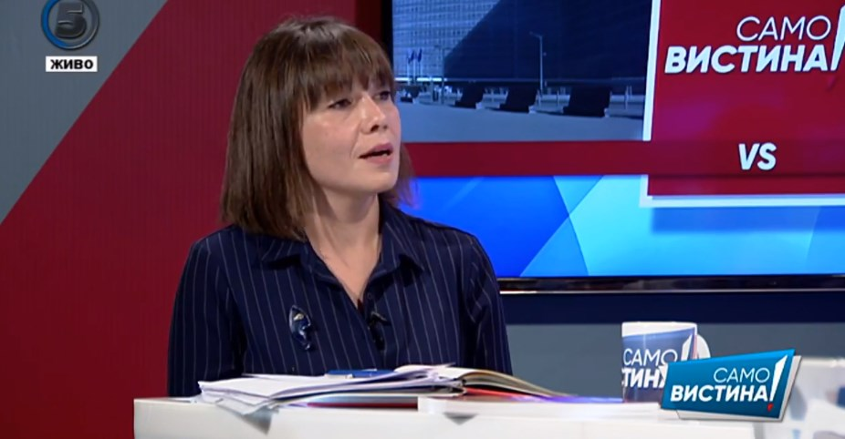Mid tirade against Gruevski, Mila Carovska was reminded that the candidate ahead of her on the SDSM list spent eight years as Gruevski's adviser