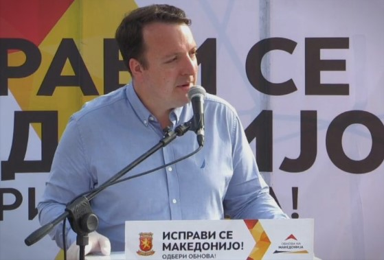 Nikoloski: My rival is a man who changed the name of this country