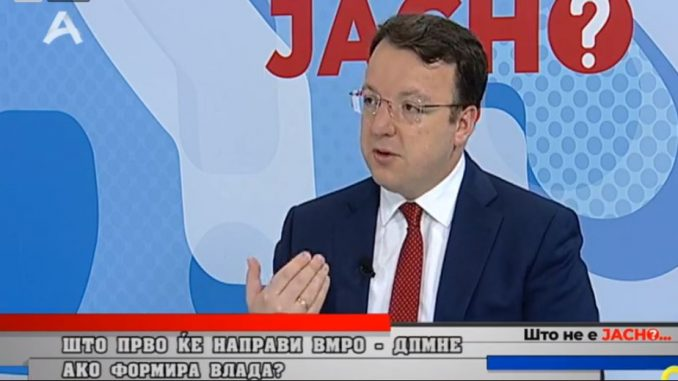 Nikoloski: Zaev will lose in the 4th electoral district and his Strumica, because he is only lying to the citizens