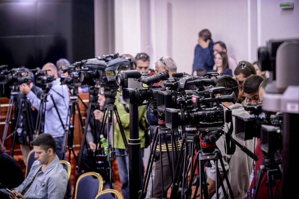 About 60 foreign reporters accredited to cover election in Macedonia