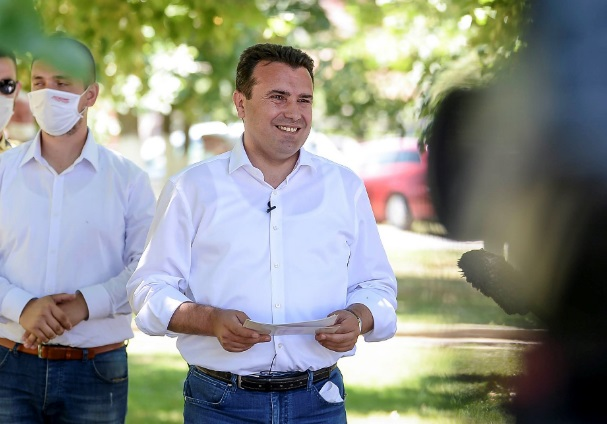 Zaev: SDSM shows real care for farmers