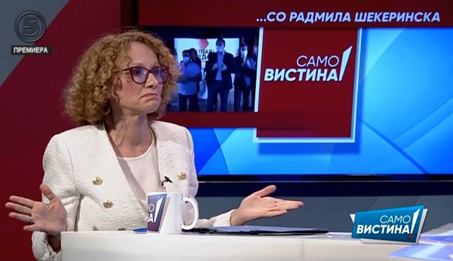 Sekerinska finally admits meeting with Boki 13 and Katica Janeva