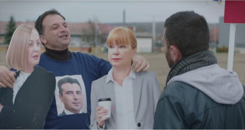 Zaev's chief enablers in the judiciary upset that they were portrayed as such during the election campaign