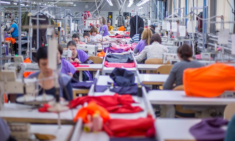 Sveti Nikole clothing factory shut down due to Covid-19 spread