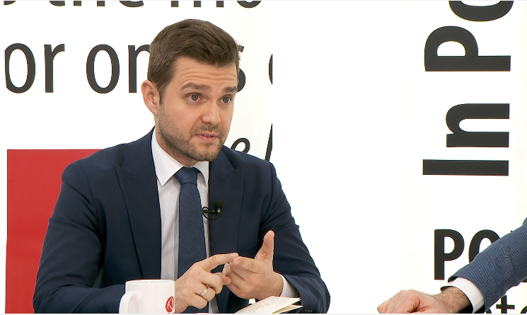 Mucunski: Our vision offers better times for Macedonia