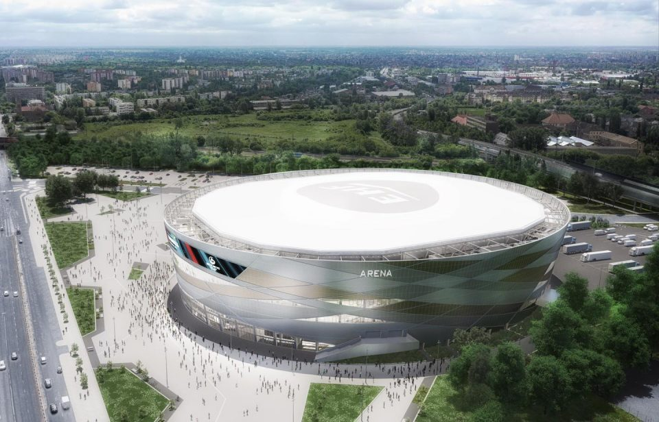 Design of the huge new handball stadium in Budapest revealed to the public
