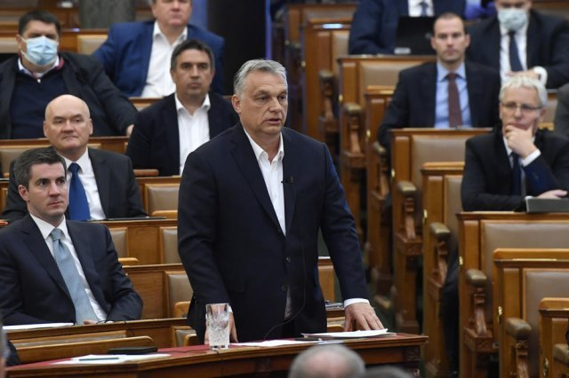 """V4: Hungary will ignore the EU list of """"safe countries"""" will only open its border toward Serbia"""