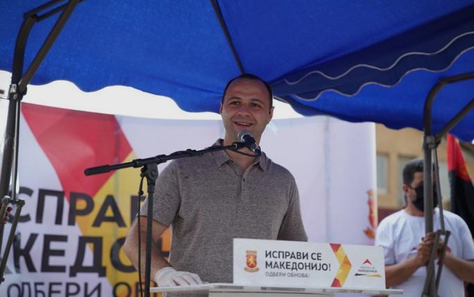 Misajlovski: We pledge for more than 1,000 kilometers of regional roads