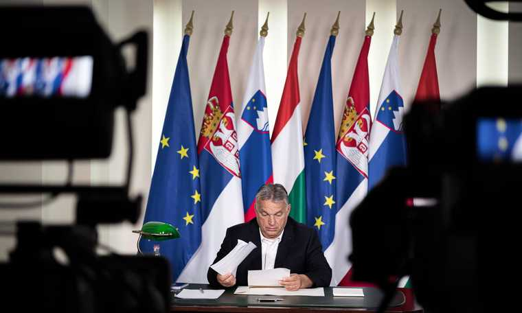 Orban: Don't try to tell us how to live our lives