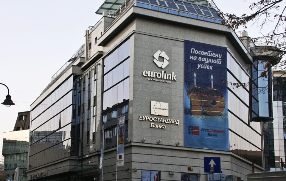 Authorities try to assure the depositors of the failed Eurostandard Bank