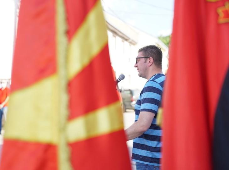 Mickoski: VMRO begins talks to form a new ruling majority