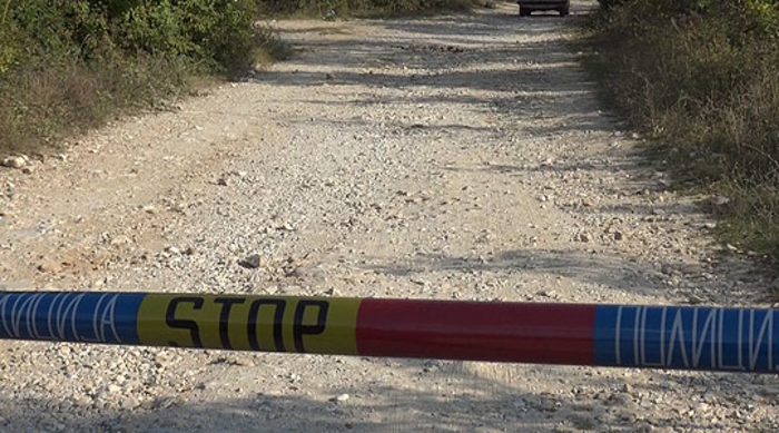 Rescuers still looking for man who fell into the Vardar river
