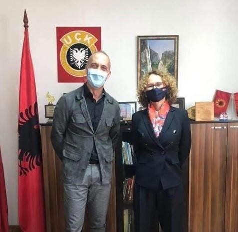 Alfa: Sekerinska refused the offer of ambassadorship to Washington