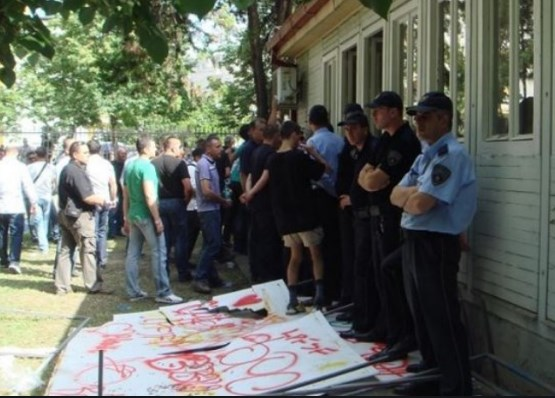 Centar protests trial: Court rejects all requests submitted by the defense