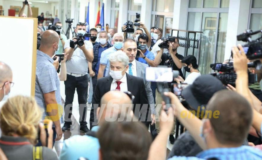 Ahmeti secured an ethnic Albanian Prime Minister, but only in the last 100 days of the Government