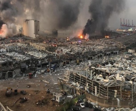 Death toll from Beirut port blast rises to 154, 120 people in critical condition