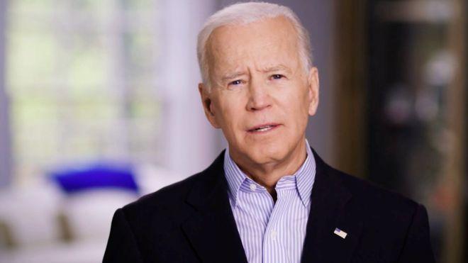 Former US Vice President Joe Biden congratulates Ilinden to Macedonian Americans
