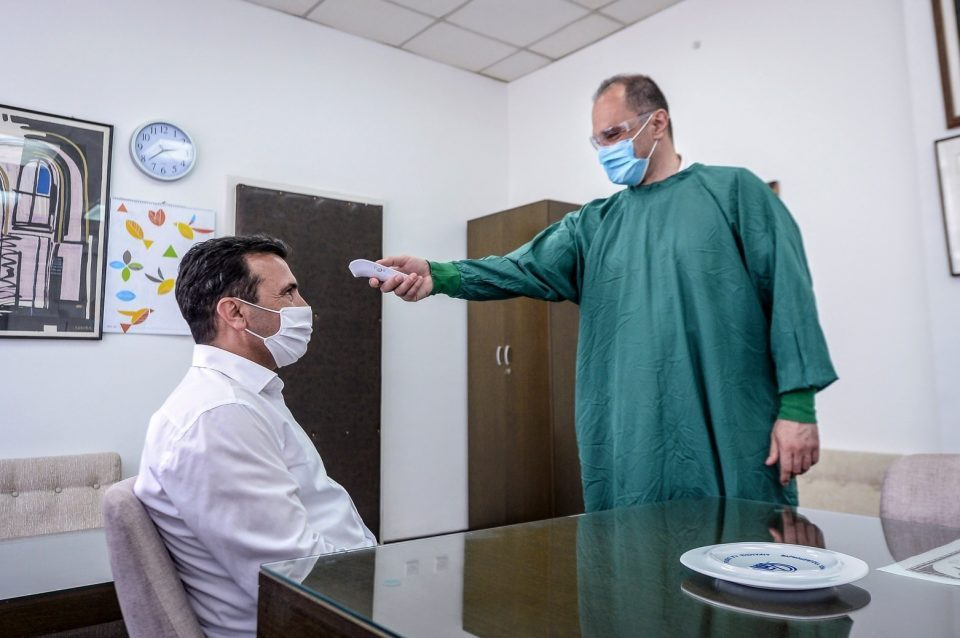 500 citizens lost their lives due to the inability of Zaev and Filipce to deal with the coronavirus
