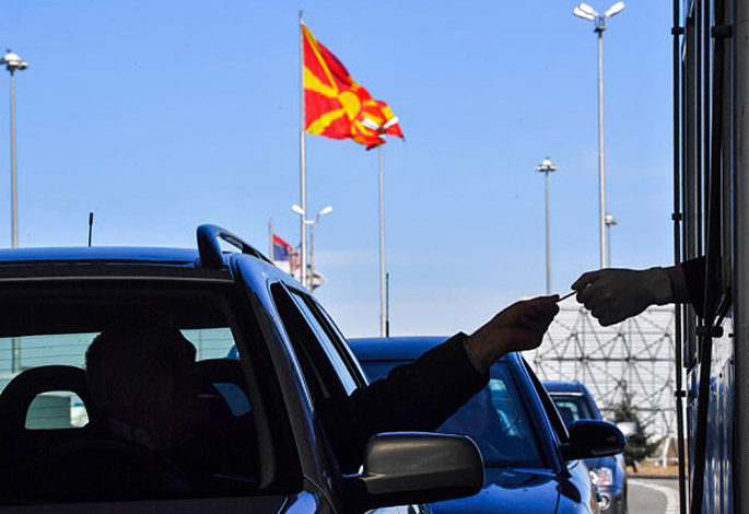 """Even after the """"corona flight"""" to Finland scandal, the Macedonian Government will not introduce border checks"""