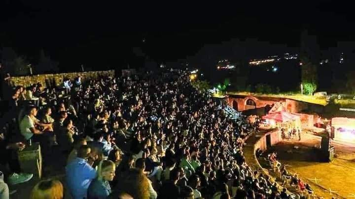 Healthcare Minister dismayed by lack of social distancing during the Petar Graso concert in Bitola