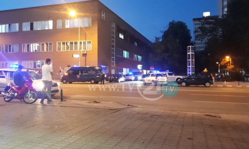 Fist fight between two families erupts after a child was injured in a traffic accident in Skopje