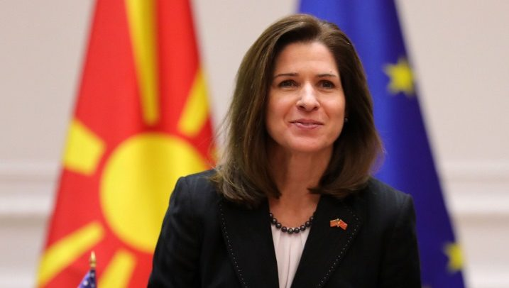 US Ambassador Byrnes congratulates Zaev on mandate to form government