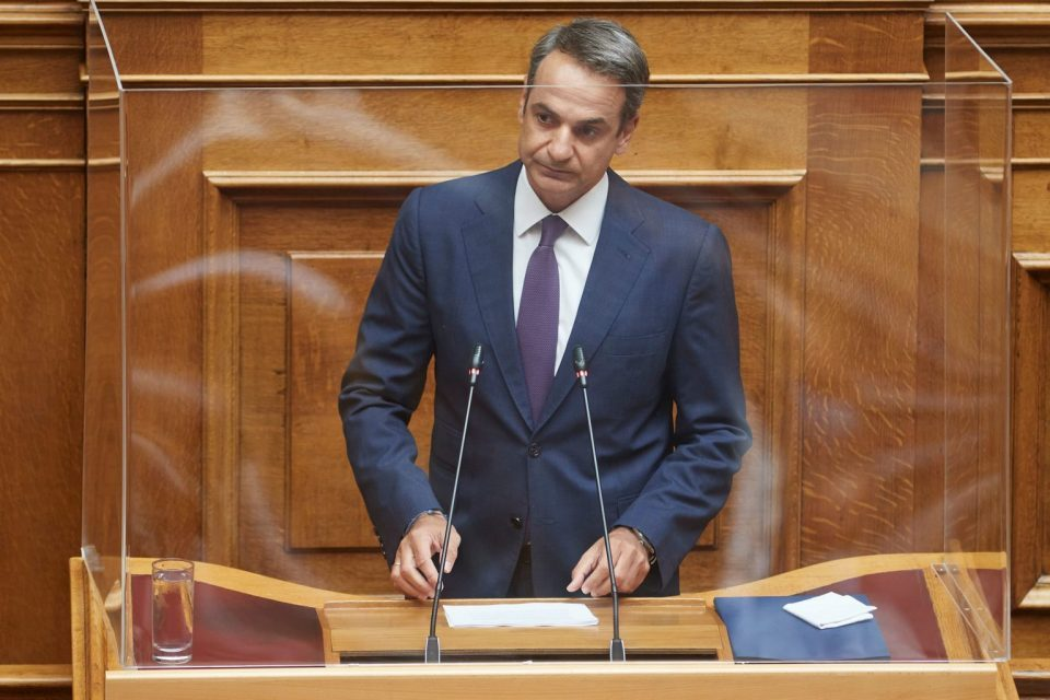 In an attempt to send a message to Turkey, Greece extends its territorial waters in the Ionian Sea