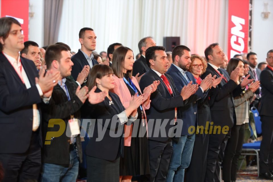 VMRO: SDSM's coalition announcements last only a few hours before being denied